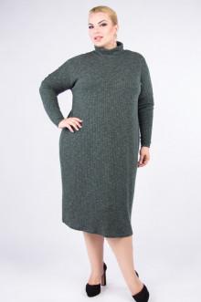 "Платье ""Артесса"" PP63022GRN45 (Темно-зеленый)"