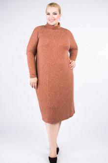 "Платье ""Артесса"" PP63022RED34 (Терракотовый)"