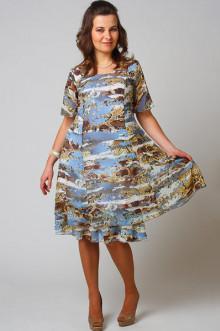 """Платье """"СКС"""" 2630 (Цветной)"""