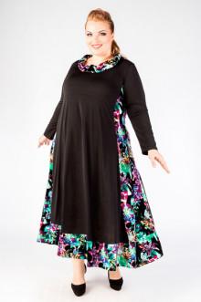 """Платье """"Артесса"""" PP34017BLK41 (Черный)"""