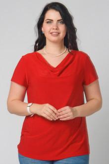 "Блуза ""СКС"" 2706/15 (Красный)"