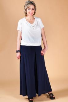 Юбка-брюки Милада (Темно-синий)