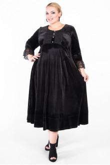 """Платье """"Артесса"""" PP34211BLK01 (Черный)"""