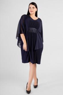 """Платье """"Артесса"""" PP38007DBL05 (Темно-синий)"""