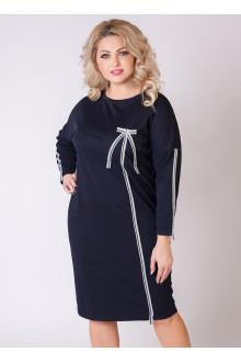 "Платье ""Лента"" Sparada (Тёмно-синий)"