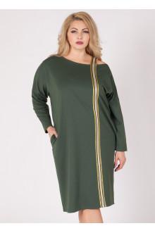 """Платье """"Спортшик"""" Sparada (Зелёный)"""