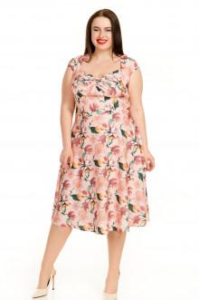 Платье 585 Luxury Plus (Пудровый)