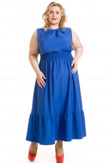 Платье 514 Luxury Plus (Электрик)