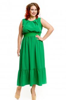 Платье 514 Luxury Plus (Зеленый)
