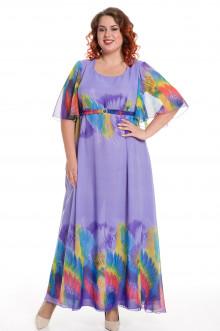 Платье 611 Luxury Plus (Фиолетовый)
