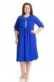 Платье 671 Luxury Plus (Синий)