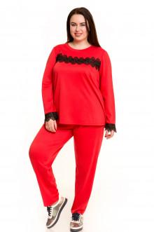 Костюм 698 Luxury Plus (Красный)