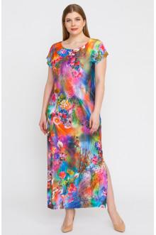 """Платье """"Лина"""" 5284 (Розовый)"""