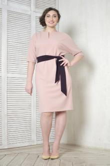 Платье 096506 ЛаТэ (Сомон)