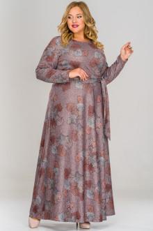 Платье 1518003 ЛаТэ (Мультиколор)