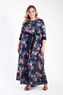 Платье 131106 ЛаТэ (Мультиколор)
