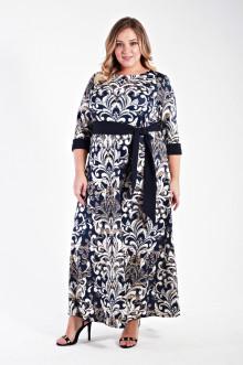 Платье 1313903 ЛаТэ (Мультиколор)