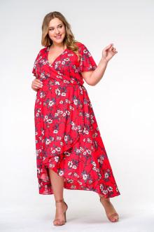 Платье 1410708 ЛаТэ (Мультиколор)