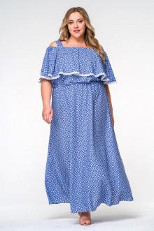Платье 1415604 ЛаТэ (Мультиколор)