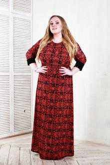 Платье 105602 ЛаТэ (Мультиколор)