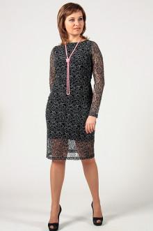 """Платье """"СКС"""" 4255 (Черный)"""