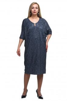 "Платье ""Олси"" 1805018/2 ОЛСИ (Синий)"