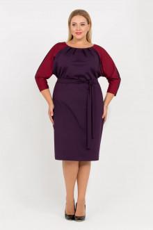 "Платье ""Элисон"" Intikoma (Фиолетовый)"