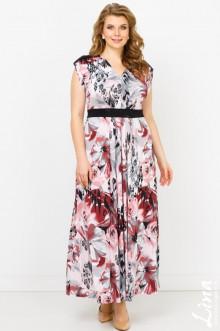 """Платье """"Аризона"""" Лина (Розовый)"""