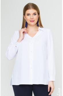 "Блуза ""Лина"" 4141 (Белый)"