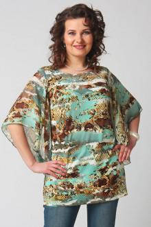 """Блуза """"СКС"""" 2699/1 (Цветной)"""