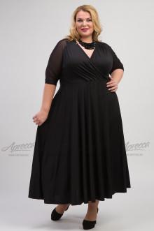 """Платье """"Артесса"""" PP03713BLK00 (Черный)"""