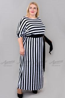 """Платье """"Артесса"""" PP20203BLK02 (Черный)"""
