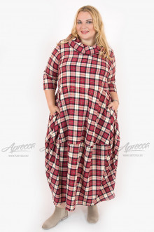"""Платье """"Артесса"""" PP20706RED36"""