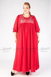 """Платье """"Артесса"""" PP20939RED04 (Красный)"""