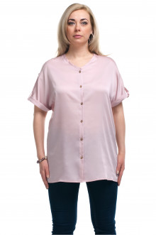 "Блуза ""Олси"" 1610002/2 ОЛСИ (Розовый)"