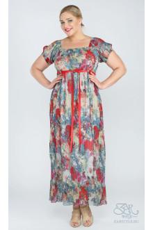 "Платье ""Кейт"" Zar Style (Разноцветный)"