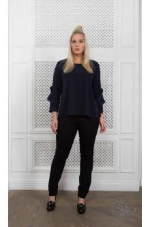 "Блуза ""Ансония"" Zar Style (Синий)"