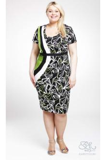 """Платье """"Феличита"""" Zar Style (Зеленый)"""