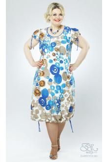 "Платье ""Монако"" Zar Style (Синий)"