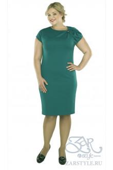 "Платье ""Амалия"" Zar Style (Бирюза)"