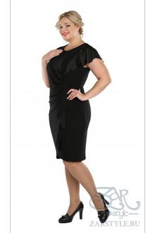"""Платье """"Дали"""" Zar Style (Черный)"""