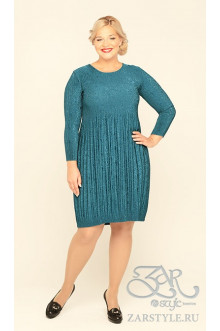 "Платье ""Фонда"" Zar Style (Зеленый)"