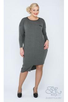 "Платье ""Кайли"" Zar Style (Серый)"