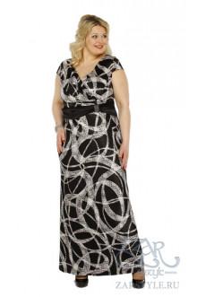 "Платье ""Сакура"" Zar Style (Белый салют)"