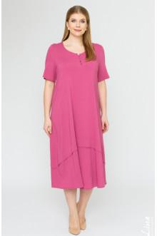 """Платье """"Джоли-2"""" Лина (Розовый)"""