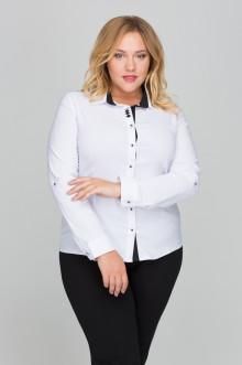 "Блуза ""Вирга"" Intikoma (Белый)"