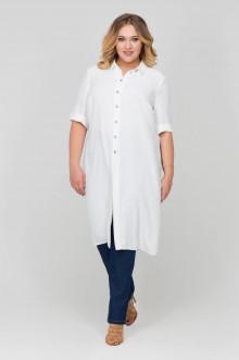 """Платье-рубашка """"Марта"""" Intikoma (Белый)"""