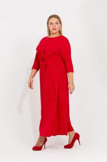 "Платье ""Агния"" Intikoma (Красный)"