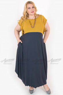 "Платье ""Артесса"" PP06103GRY51"