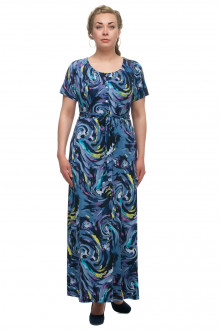 "Платье ""Олси"" 1705047/3 ОЛСИ (Синий)"